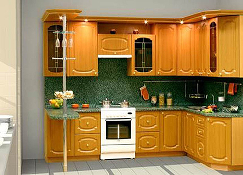 Дизайн на кухне своими руками в квартире фото