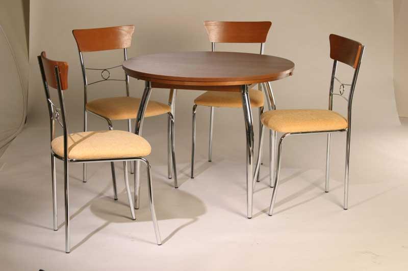 Столы и стулья мдф и плитка